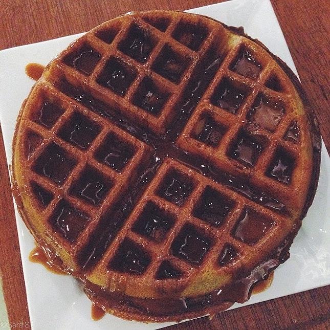 Still in experiment Crispy Waffle version 1.0.