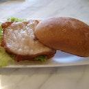 Signature Pork Chop Bun ($8.50++)