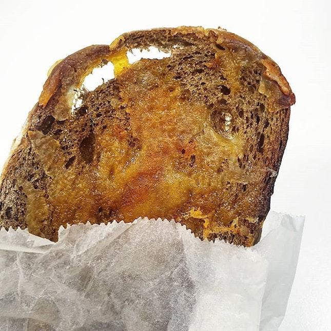 Sourdough Rye from Bread Yard.