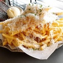 The best truffle fries I ever had!