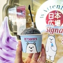 Quite disappointed hahaha $4 for a junior scoop and I won't go back again lel😪 black sesame isn't that strong and it feels a little more icy than creamy.