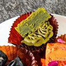 Uji Matcha Mooncake