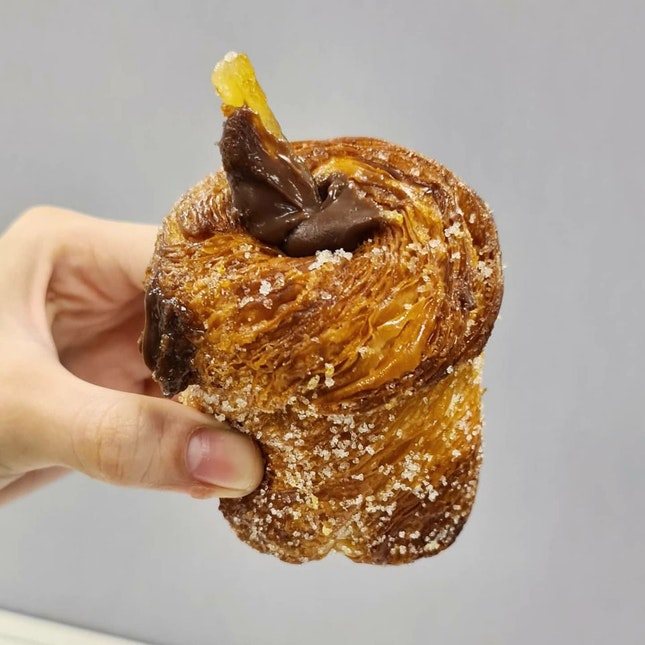 Not The Usual Cruffin