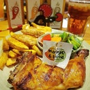 Delighted to hear that Mango & Lime flavour @NandosSG is back by popular demand!