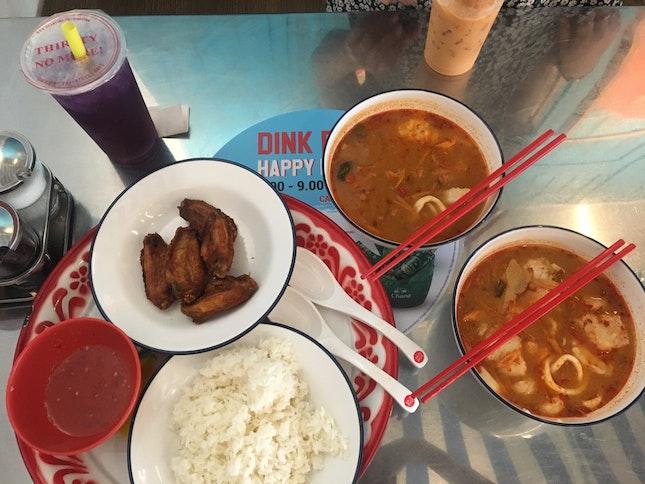 Burpple 1-for-1 Set Meal ($19.80)