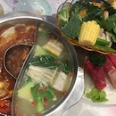 Fish, Pork And Beef Hot Pot For 2 Pax (~$45 after GST)