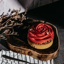 ◾La Vie En Rose Tart [$10]