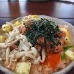 umami omega poke bowl