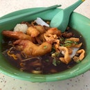 Shark Nugget Lor Mee ($4)