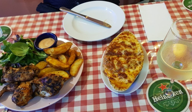 Delicious And Affordable Italian Food!