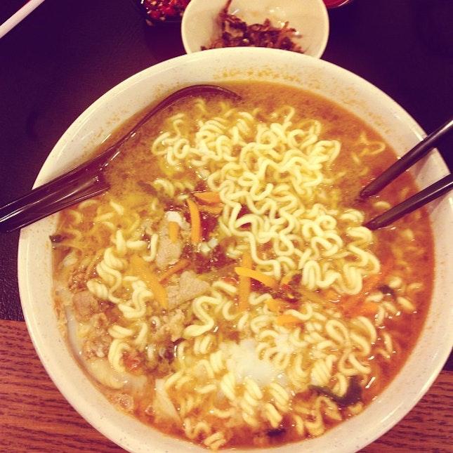 #ramyeonset #korea #lunch