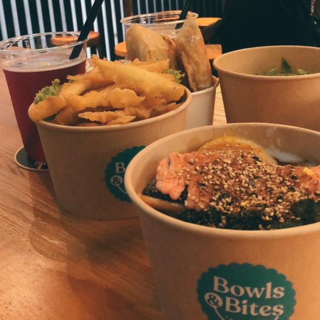 Fuss-free Dining With Great Bowls