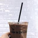 Dean & DeLuca Iced Chocolate