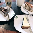 Starbucks Afternoon Tea
