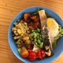 Salmon Miso Grain Bowl [$14]