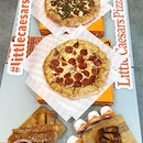 🌸Media Invite🌸 Little Ceasars the third largest pizza chain in the world has three outlets in Singapore now.