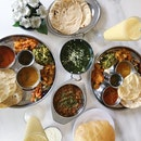 💯 North Indian Vegetarian Cuisine