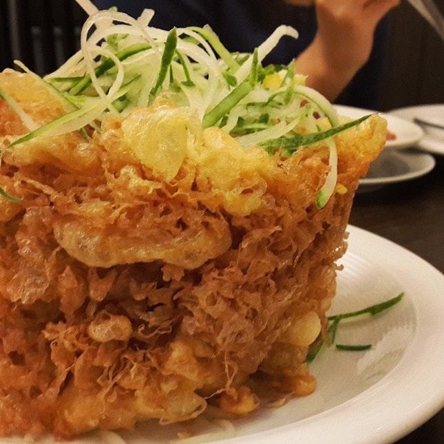 Tahu Telor #indonesian #food #foodporn #instafood #dinner #foodsg