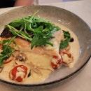 Miso Cream Salmon ($19)
