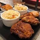 OMG Chicken, More Like OMG RICE.