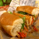 Borderline Average Sandwich