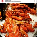 J65, Lobster buffet every Wednesday! @sgfooduncle