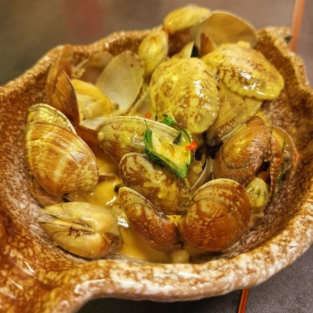 Garlic Butter Lala
