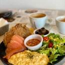 Wild Chief Breakfast Set ($18.80)