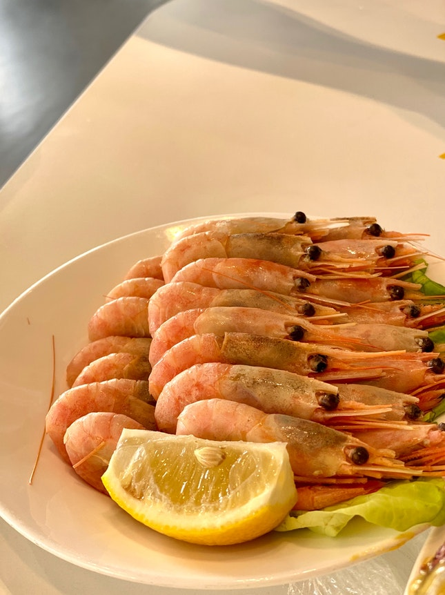 Cold Water Prawn ($4.50)
