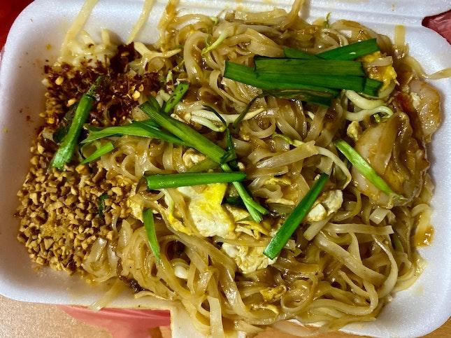 Phad Thai ($6.80) From Phawo Thai #01-31