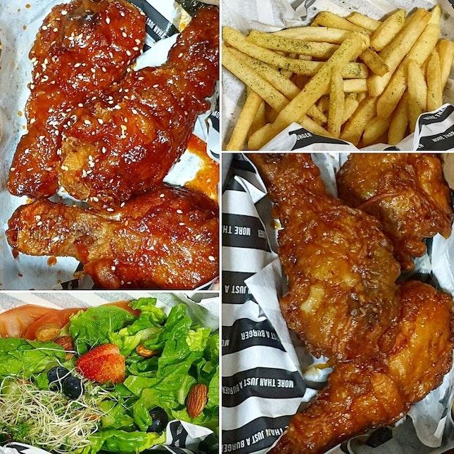 Fried Chicken @ Burger+