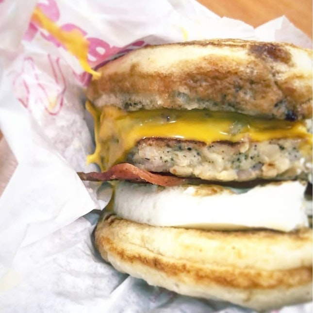 McGriddles the sweet and savoury goodness