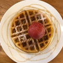 Ice Cream & Waffle (~$8/serving)