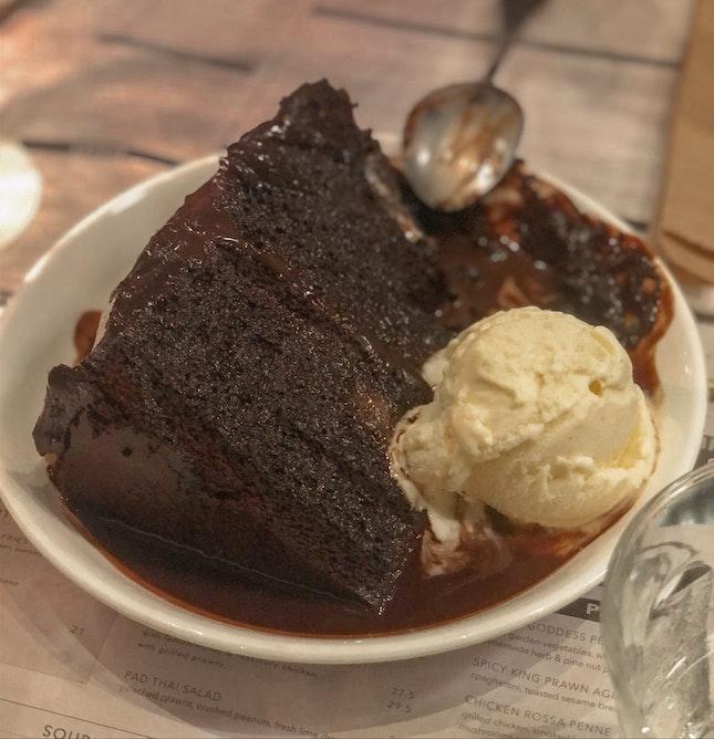 Chocolate Blackout Cake - S$16