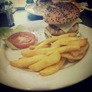 #burger #food Lunch!!