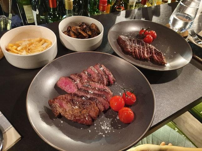 Wonderful Steak