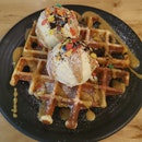 Favourite Waffle Ice-cream
