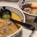 Rich Soup And Tasty Noodle