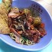 招牌 Ji Ji Noodle bowl