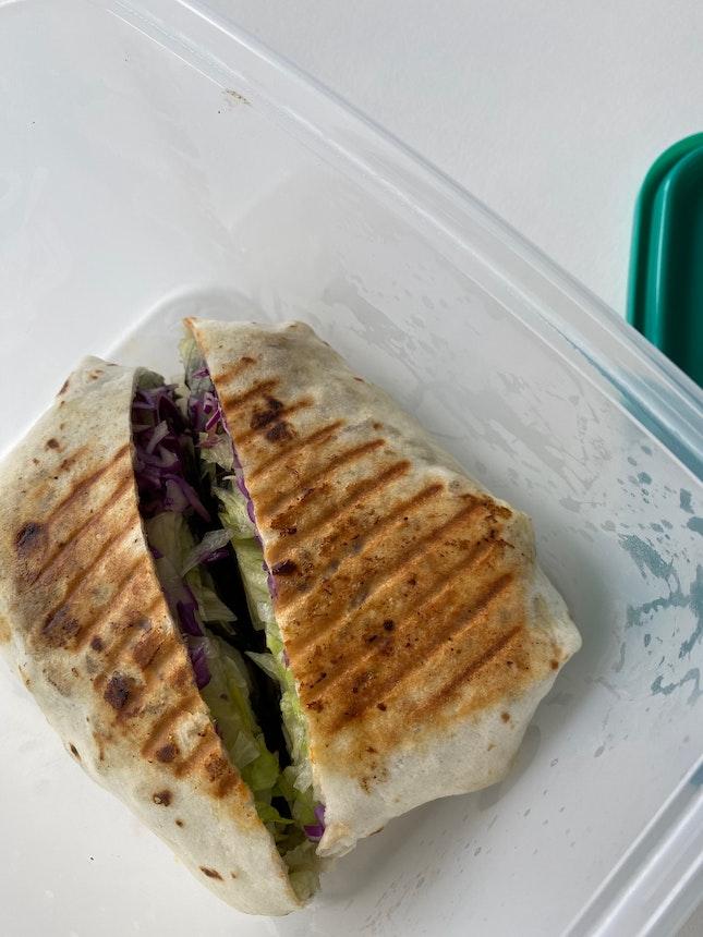 SG Vegetarian (Hawker)