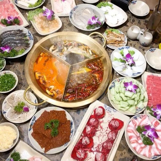 @xiaolongkan_hotpot 小龙坎originates from Cheng Du, China.