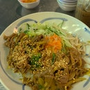 Dry Beef Noodle