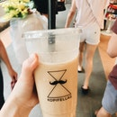 Honey Oolong Milk Tea