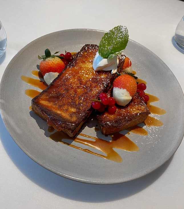 French Toast ($18)