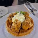 Nanban Chicken Waffle ($25.80)