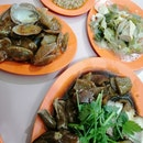 Teochew Porridge And Dishes
