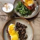 Eggs Benedict Brooklyn & Rodyk Style