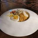 Laksa Prawn Spaghetti [$20]