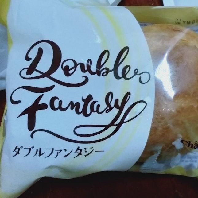 Double Fantasy Cream Puff ($1.90)