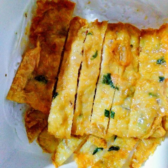 Mincemeat Pancake 肉饼
